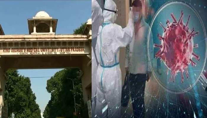 ताजनगरी में Corona से जंग लड़ने के लिए योगी सरकार का फैसला, सबसे बड़े हॉटस्पॉट बन चुके आगरा जाएगी  KGMU की टीम