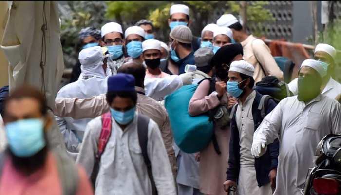 तबलीगी जमात के 17 विदेशियों को लिया गया रिमांड पर, क्वारंटाइन होम से भेजे जाएंगे जेल
