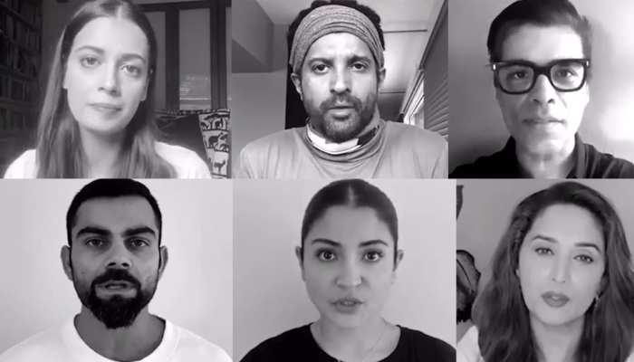 Lockdown के बीच घरेलू हिंसा के खिलाफ साथ आए ये CELEBS, चंद घंटों में VIDEO को मिले लाखों व्यूज