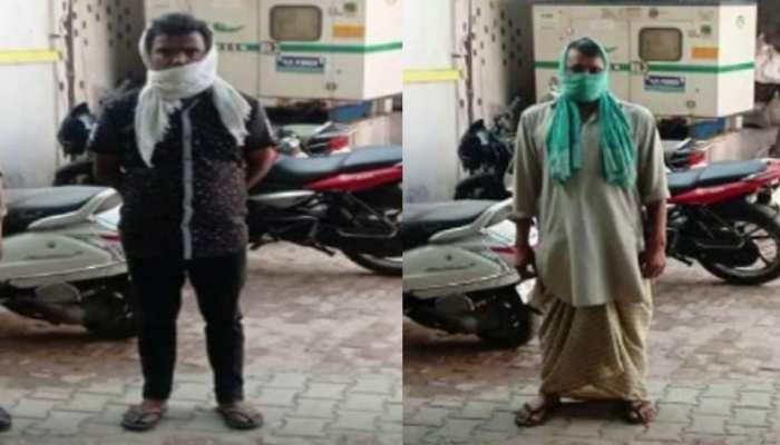 मुरादाबाद में मेडिकल और पुलिस टीम पर पत्थरबाजी के मामले में 2 और आरोपी गिरफ्तार