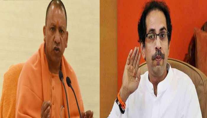 पालघर में साधुओं की हत्या मामले में CM योगी ने उद्धव ठाकरे से की बात, कहा- दोषियों पर हो कठोर कार्रवाई