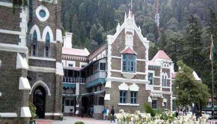 नैनीताल हाईकोर्ट के निर्देश- 7 दिन में पर्वतीय क्षेत्रों के अस्पताल में बनें ICU और लगें वेंटिलेटर