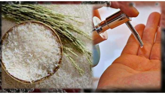 गोदाम में रखे अतिरिक्त चावल से हैंड सेनेटाइजर बनाने की तैयारी