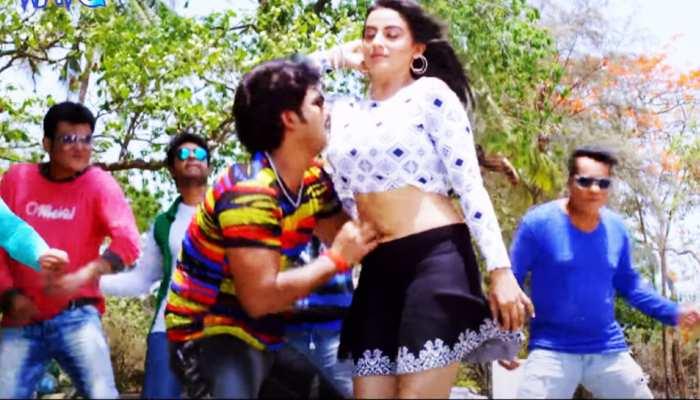 इंटरनेट पर धमाल मचा रहा पवन सिंह का यह Bhojpuri Video, अक्षरा सिंह का भी दिखा जलवा