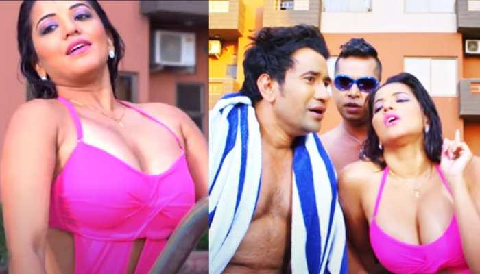 यूट्यूब पर छाया Nirahua और Monalisa का यह जबरस्त Bhojpuri Video