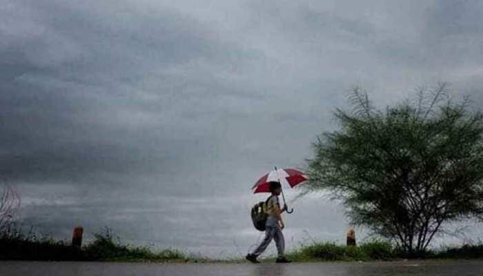 पश्चिमी विक्षोभ के कारण राजस्थान के कई हिस्सों में हुई हल्की बारिश