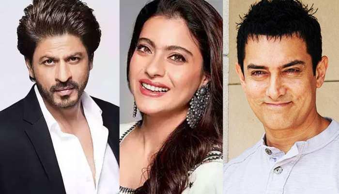 जब Shahrukh Khan ने Aamir Khan से की थी काजोल की बुराई, कही थी ये सारी बातें