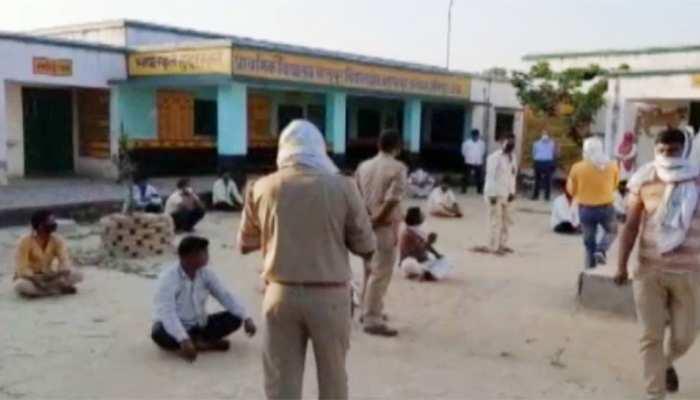 जौनपुर: ईदगाह में छिपे थे मुंबई से लौटे 22 लोग, इंतेज़ामिया ने सबको किया क्वॉरंटीन
