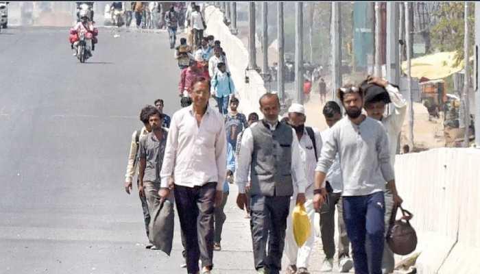 झारखंड: 8 लाख प्रवासी मजदूरों की घरवापसी की तैयारी में सरकार, विपक्ष ने साधा निशाना