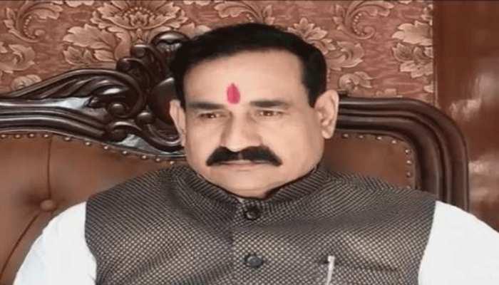 मध्य प्रदेश के गृह मंत्री नरोत्तम मिश्रा को जेड श्रेणी की सुरक्षा, अब इतने सुरक्षाकर्मी रहेंगे मौजूद