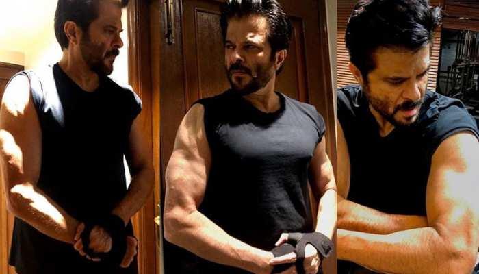 63 की उम्र में Anil Kapoor ने वर्कआउट PHOTOS शेयर करके मचाया तहलका, Fitness के दीवाने हुए सेलेब्स