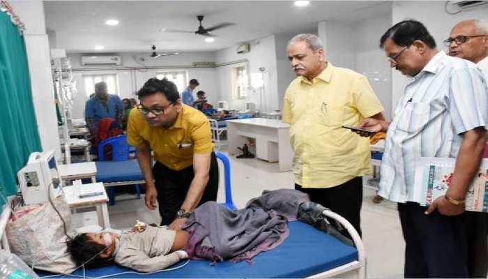 बिहार: चमकी बुखार से एक और बच्ची की मौत, तीन बच्चों को चल रहा इलाज