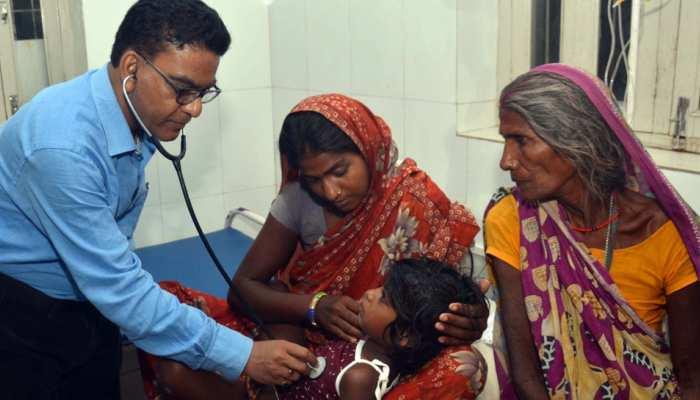 बिहार: चमकी बुखार को लेकर जारी किया गया हेल्पलाइन नंबर, अब तक आ चुके हैं 14 मामले