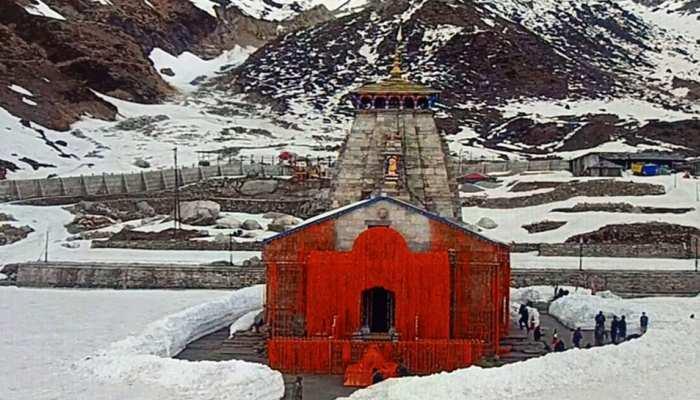Baba Kedarnath gates opened for summer season