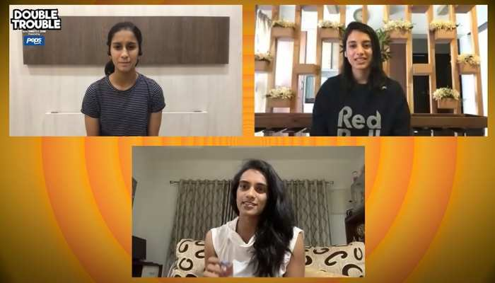 सिंधु, मंधाना और जेमिमाह ने बताया उन 'खास दिनों' में कैसे खेलें महिला खिलाड़ी