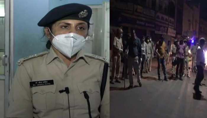 गुजरात: गोधरा में कंटेनमेंट जोन सील करने गई कोरोना वॉरियर्स पुलिस पर भीड़ ने किया हमला,एक पुलिस अहलकार ज़ख्मी