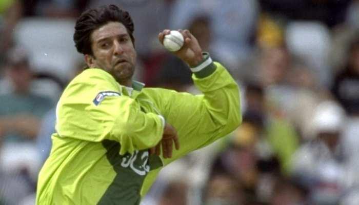 पाकिस्तानी दिग्गज वसीम अकरम के नाम है ये अनूठा रिकॉर्ड, जान कर रह जाएंगे हैरान