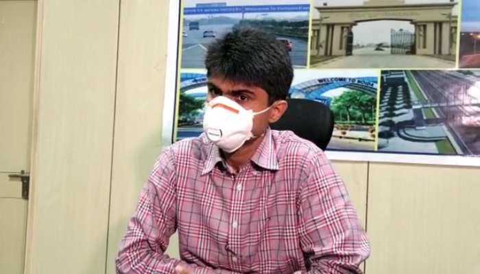 COVID19:गौतमबुद्ध नगर से आई राहत की ख़बर, एक्टिव मरीजों से ज्यादा हुई रिकवर मरीजों की तादाद