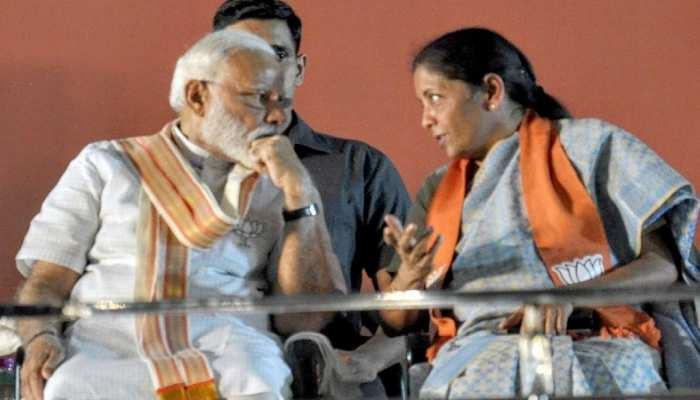 बड़ा ऐलान कर सकती है केंद्र सरकार, पीएम मोदी से मिलीं वित्तमंत्री सीतारमण