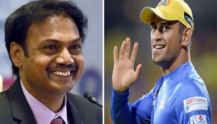 धोनी के अंतरराष्ट्रीय क्रिकेट से दूरी पर एमएसके प्रसाद का बड़ा बयान, जानिए क्या कहा