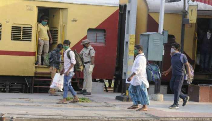महाराष्ट्र से पहली बार प्रवासी श्रमिक आएंगे बिहार, 3 ट्रेनें पहुंचेगी दरभंगा-सहरसा