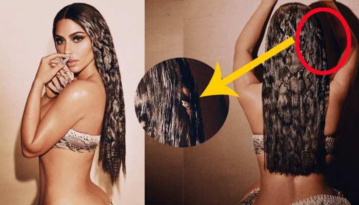 Kim Kardashian की यह तस्वीर आखिर क्यों हो रही है वायरल? इंटरनेट पर लोग पूछ रहे हैं ऐसा सवाल
