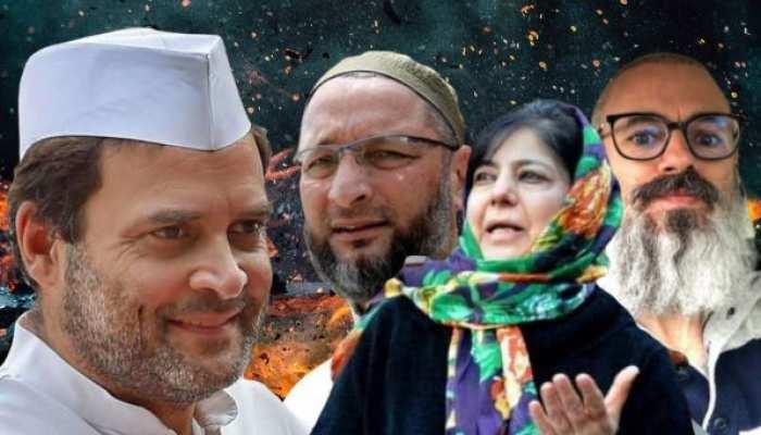 ..तो क्या ओवैसी, उमर और महबूबा को ये करता देखकर खुद को रोक नहीं पाए राहुल गांधी?
