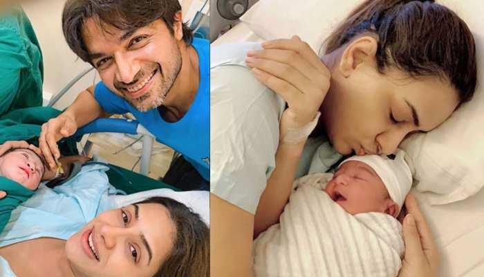 टीवी एक्ट्रेस Smriti Khanna ने एक प्यारी सी बेटी को दिया जन्म, वायरल हुई PHOTOS