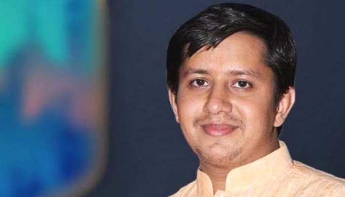 भाजपा MLA आकाश विजयवर्गीय ने उड़ाई लॉकडाउन की धज्जियां, सैंकड़ों कारकुनों के साथ की मीटिंग