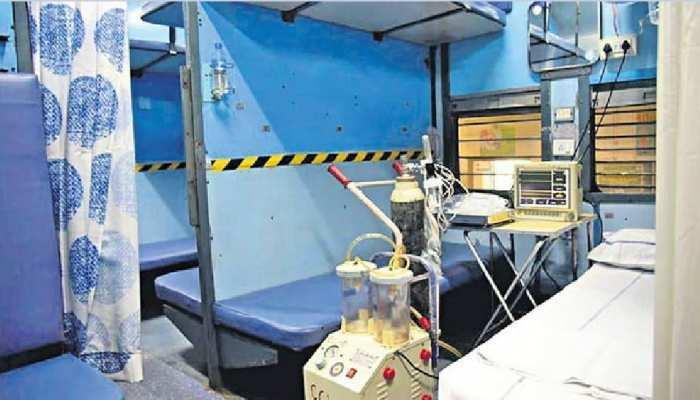 स्वास्थ्य मंत्रालय ने ट्रेन में कोरोना मरीजों के आइसोलेशन को दी मंजूरी, 5000 कोच हैं तैयार