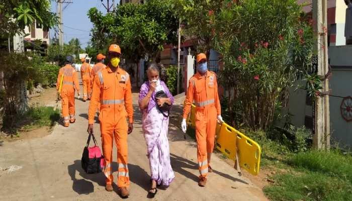 PHOTOS: poisonous gas wreaked havoc in Visakhapatnam, 11 people dead so far