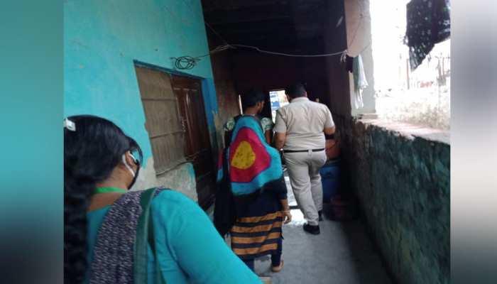 पश्चिम बंगाल से नाबालिग लड़की को बेचने के लिए लाया था दिल्ली, लॉकडाउन में फंसा, अब हवालात में