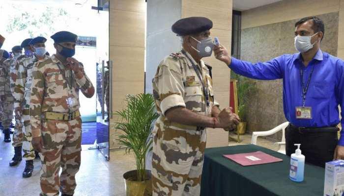 ITBP के 37 और जवान कोरोना की चपेट में, दिल्ली स्पेशल सेल के इंस्पेक्टर भी संक्रमित