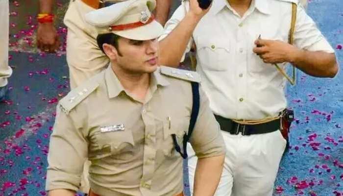मध्य प्रदेश: उज्जैन के SP सचिन अतुलकर सहित 3 जिलों के पुलिस अधीक्षकों का ट्रांसफर