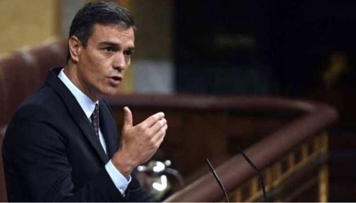 स्पेन में कम हुई कोरोना से मरने वालों की संख्या, पर प्रधानमंत्री ने कहा, 'खतरा अभी टला नहीं'