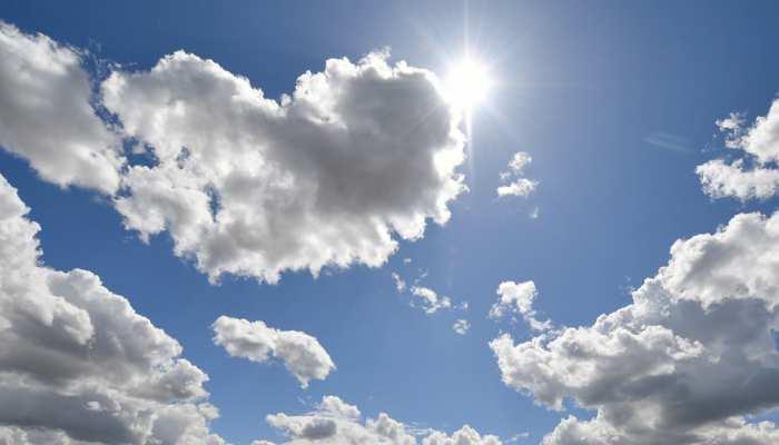 तापमान फिर 40 डिग्री सेल्सियस के पार, आज हो सकती है हल्की बारिश