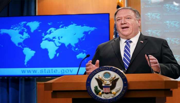 अमेरिकी विदेशमंत्री पोम्पिओ का बड़ा दावा, चीन अब भी छिपा रिहा है कोरोना मरीजों के आंकड़े