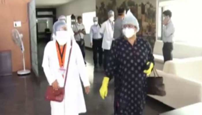 मध्य प्रदेश में कोरोना संक्रमण की स्थिति जानने के लिए केंद्र ने भेजी दो सदस्यीय टीम