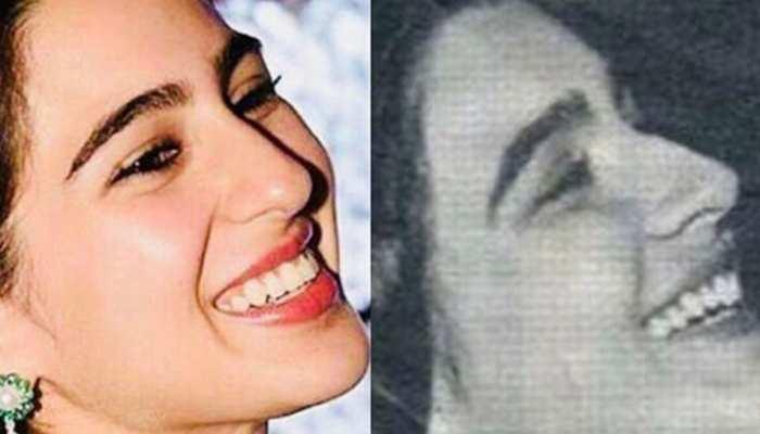 हू-ब-हू अपनी मां अमृता सिंह की तरह दिखती हैं Sara Ali Khan, यकीन न हो तो देखिए ये PHOTO