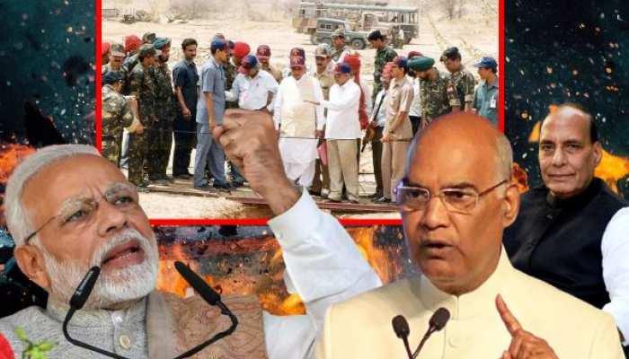 पोखरण परमाणु परीक्षण की 22वीं वर्षगांठ पर भारत के शौर्य को सलाम