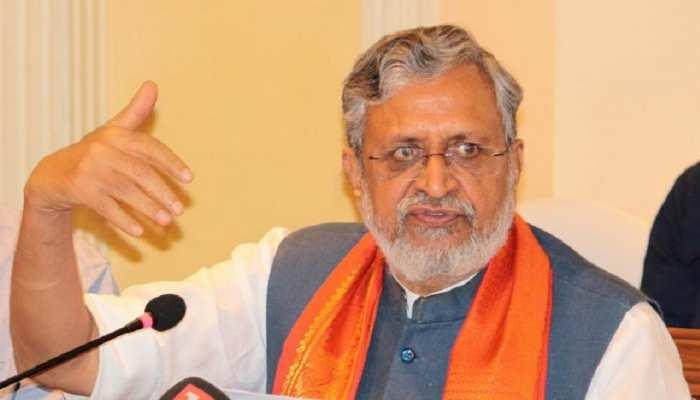 सुशील कुमार मोदी ने लालू यादव की फैमिली पर साधा निशाना, बोले- '...तो राजनीतिक पाप कटेंगे'