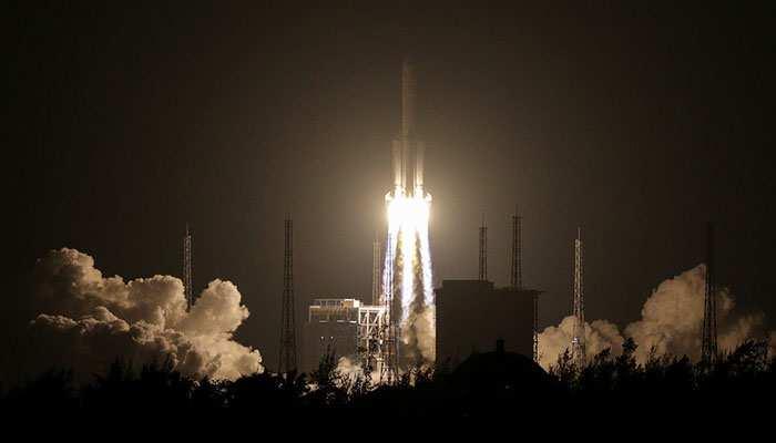 चीनी मिशन फेल, पिछले 30 सालों के सबसे बड़े स्पेस जंक में तब्दील हुआ Long March 5B
