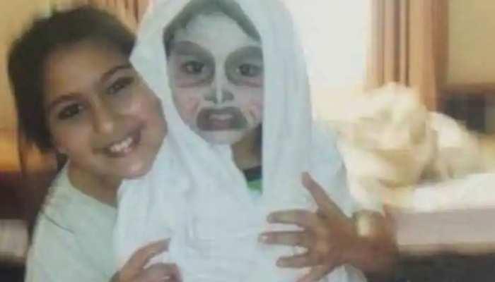 बचपन में 'भूत' के साथ Sara Ali Khan ने की थी मस्ती, तस्वीर शेयर कर खोला सालों पुराना राज