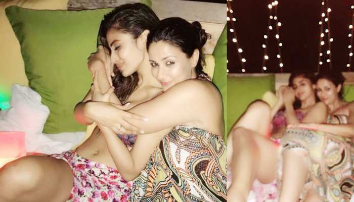 These photos of Mouni Roy Went viral on social media, see pics