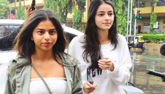 Ananya Panday और Suhana Khan ने सोशल मीडिया पर की ऐसी बात, वायरल हो रही है चैट