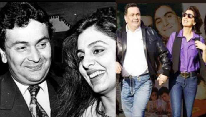 Riddhima Kapoor remembered father Rishi Kapoor, shared 'classic' photo
