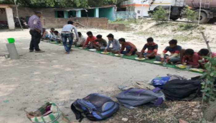 बिहार : मजदूरों के दर्द ने जगाई सेवा, 'ढाबे' को बना दिया 'लंगर'
