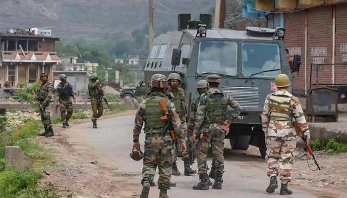 आतंकिस्तान की नई साजिश, जम्मू कश्मीर में एक पुलिसकर्मी शहीद