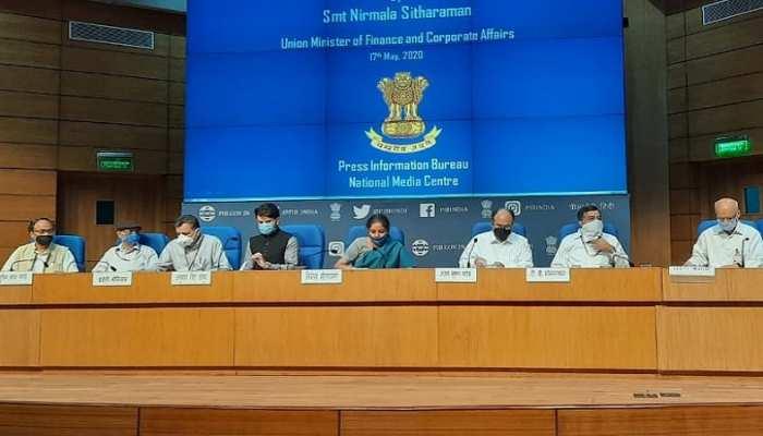 आर्थिक पैकेज: आखिरी किस्त पर वित्तमंत्री ने बताया आत्मनिर्भर भारत का महत्व