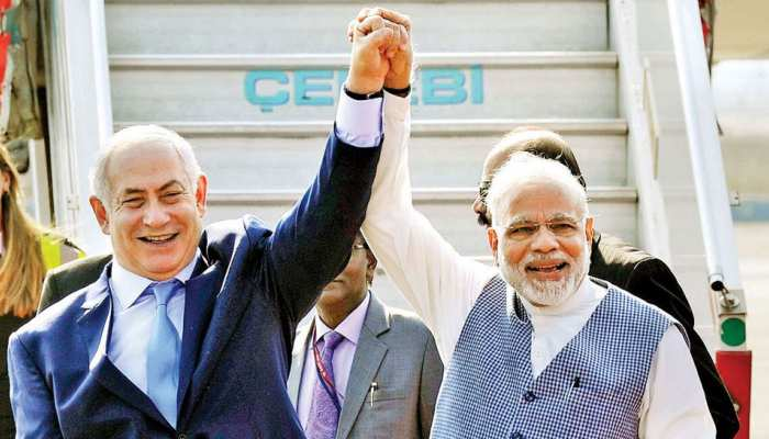 इजरायल में नई सरकार के गठन पर PM मोदी ने दी बधाई, नेतन्याहू ने इस तरह दिया धन्यवाद